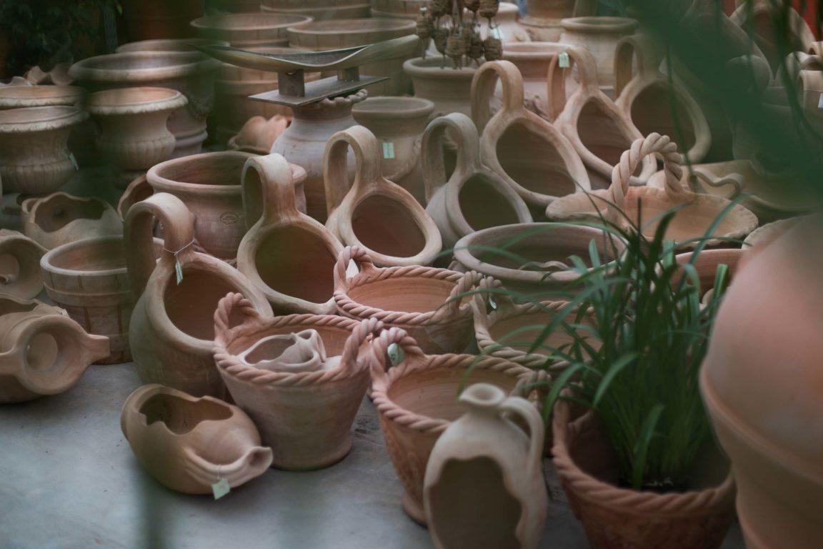 Vivai petrachi lecce - Vasi in terracotta fatti a mano